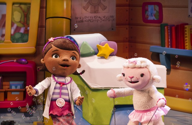 Doc McStuffins Disney Junior Live on Stage