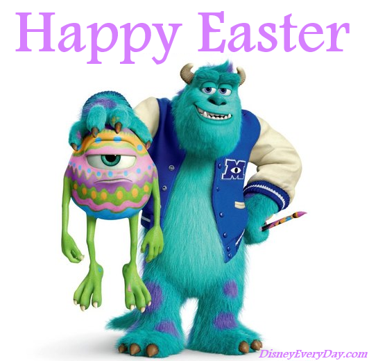 """Happy Easter 2013 from """"Disney Every Day"""" 