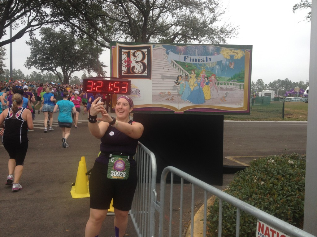disney princess half marathon sarah mcgovern running at disney