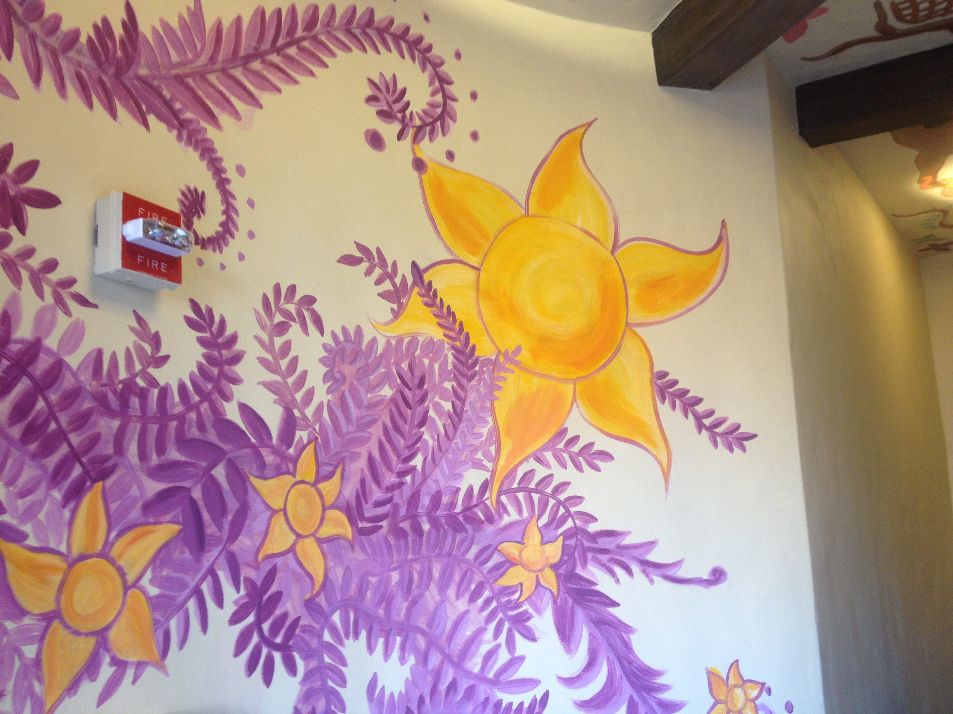 """Tour of the $8 Million New Fantasyland """"Tangled"""" Bathroom in ..."""