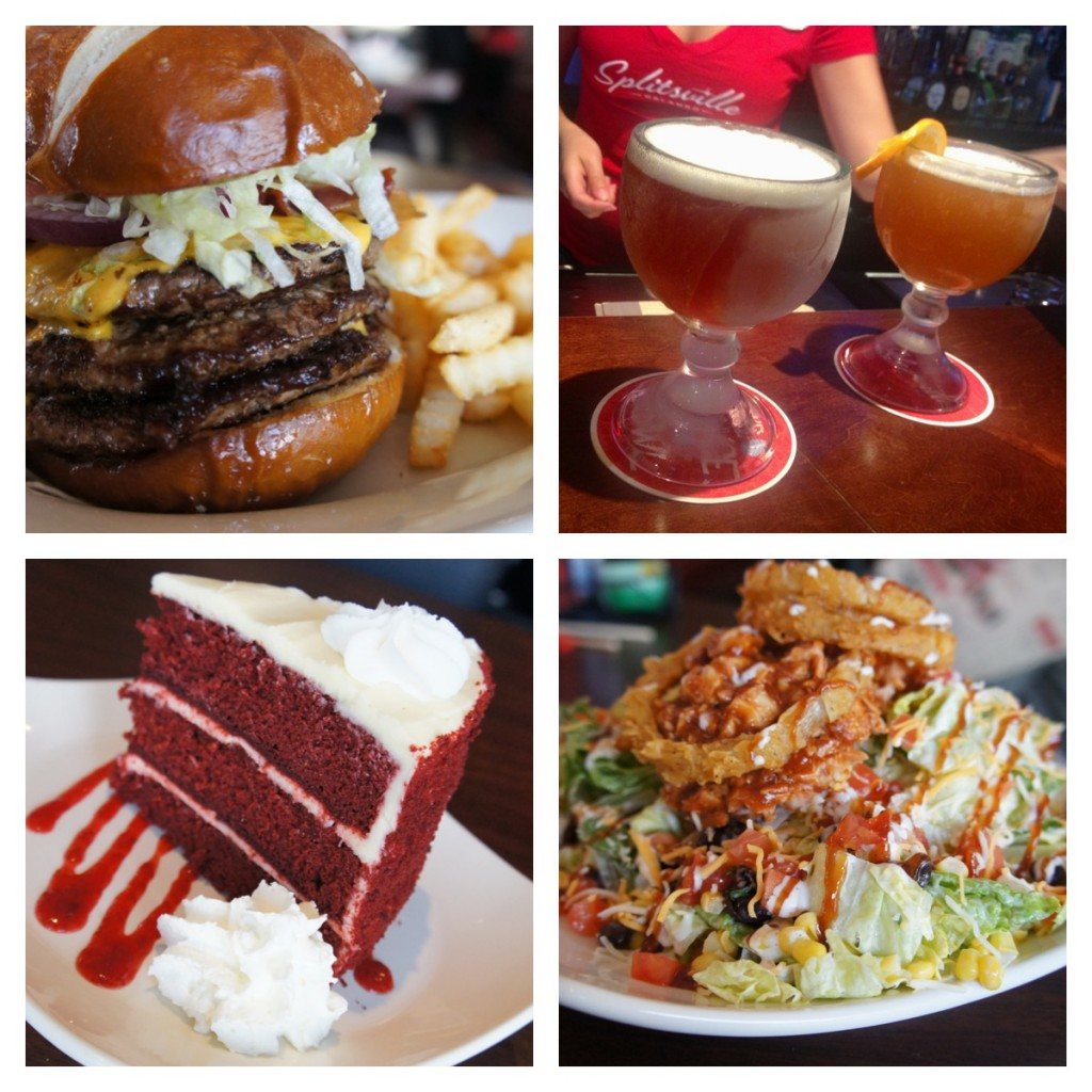 That Time We Ordered 12 Items Off the Downtown Disney Splitsville Menu {A Huge Restaurant Review}
