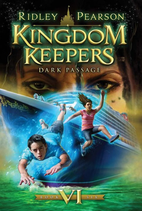 Dark Passage kingdom keepers book