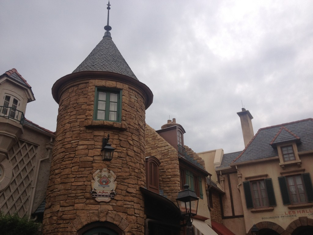 France Pavilion in Epcot to Get Ice Cream Shop with Booze in June 2013