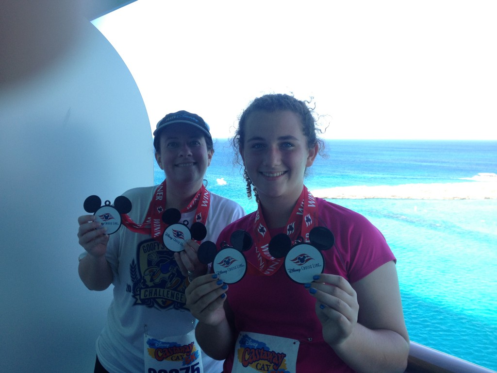 The runDisney Castaway Cay 5K Medals are Back
