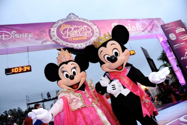 2014 runDisney Princess Half Marathon Weekend Gets New 10K and Disney Glass Slipper Challenge