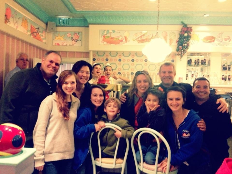 Disney Photobomb Friday – Cast Members Hopped Up on Sugar at Disney's Beaches and Cream