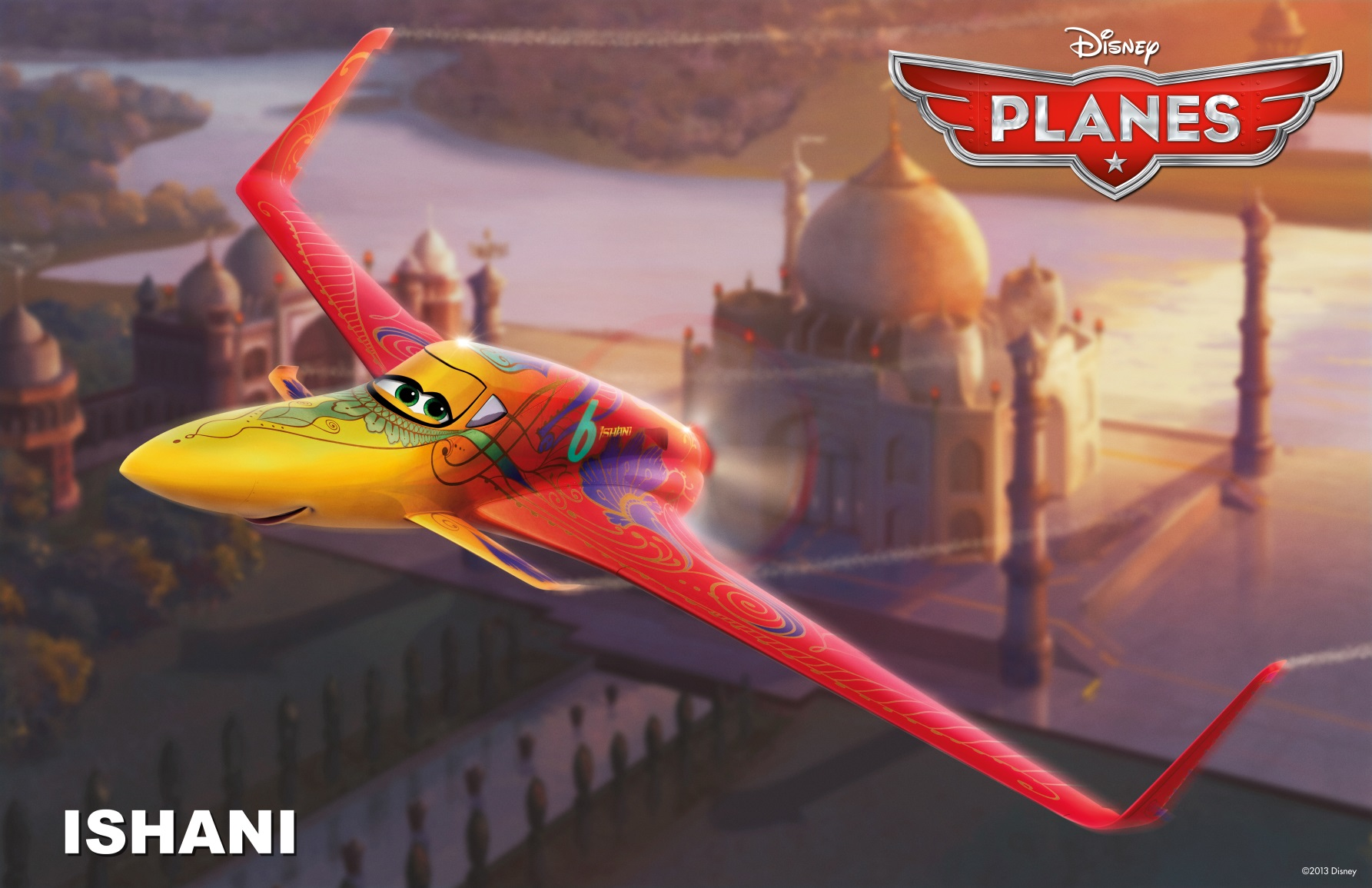 "eca554177ea8 Meet 16 New Disney Characters from the Upcoming Movie ""PLANES ..."
