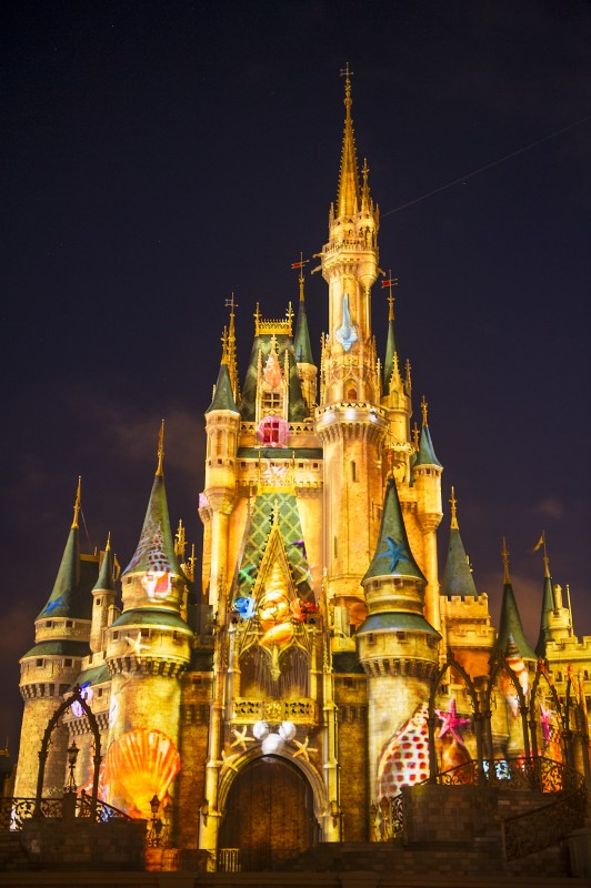 Cinderella's Sand Castle Returns This Summer
