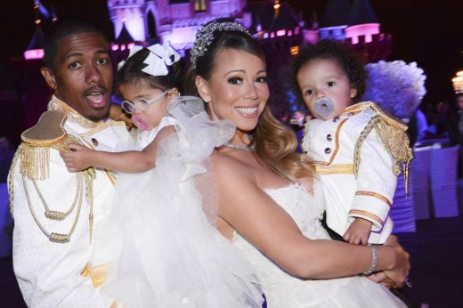 Mariah Carey And Nick Cannon Disney Vow Renewal