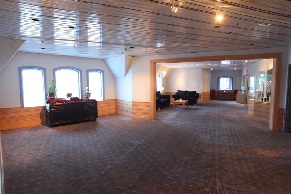 Northern Lights Room Norway pavilion private lounge disney epcot meeting space