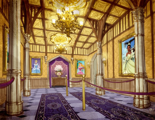 More Disney Imagineer Concept Art from the Magic Kingdom