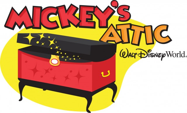 What is Mickey's Attic?