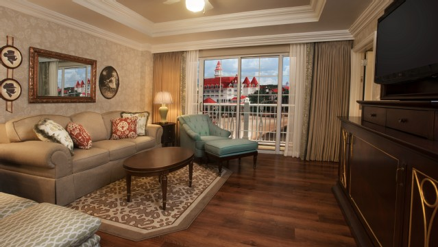 First Look Inside the Rooms at the Brand New DVC Villas at Disney's Grand Floridian Resort