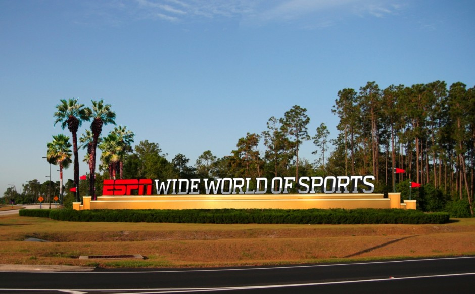 ESPN Wide World of Sports Complex Sign