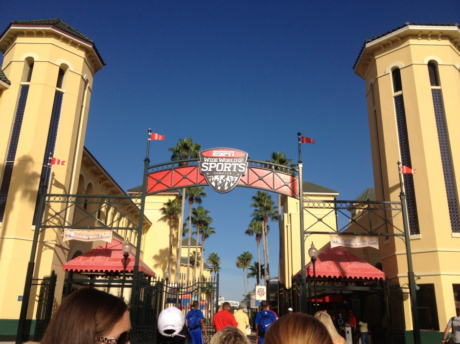 Why You Should Bring Your Family to Play at Disney's ESPN Wide World of Sports Complex