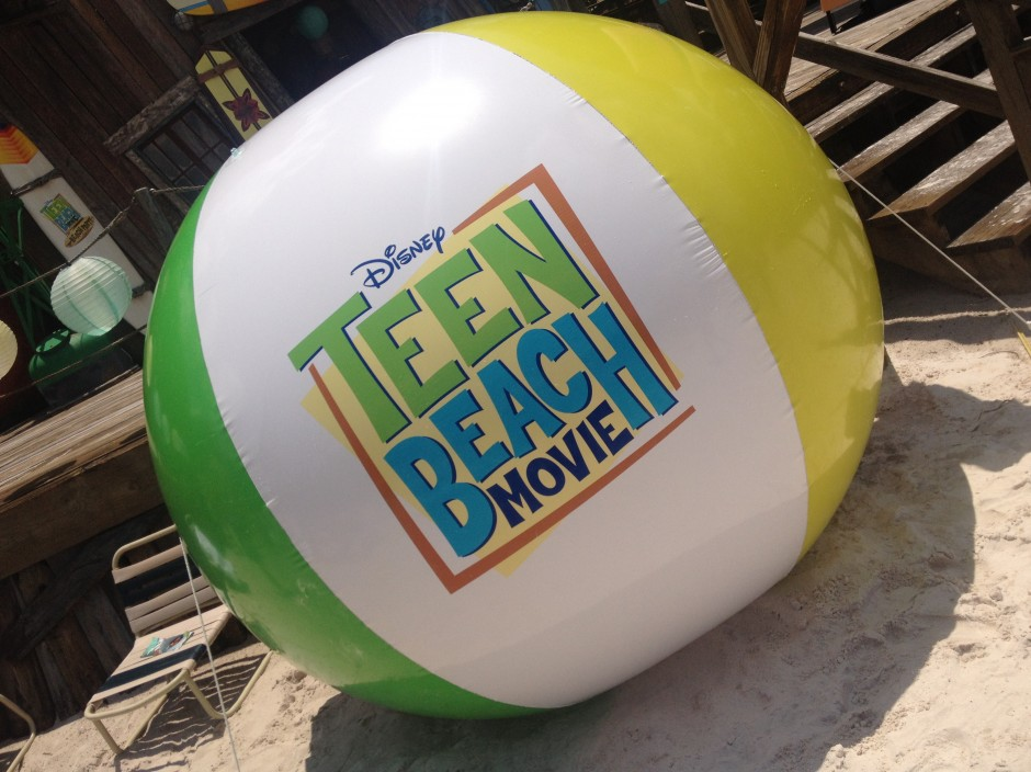 Disney Typhoon Lagoon Water Park Teen Beach Movie