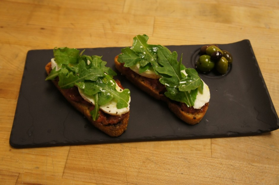 Bruschetta la luce donna scala hilton bonnet creek food and wine weekends