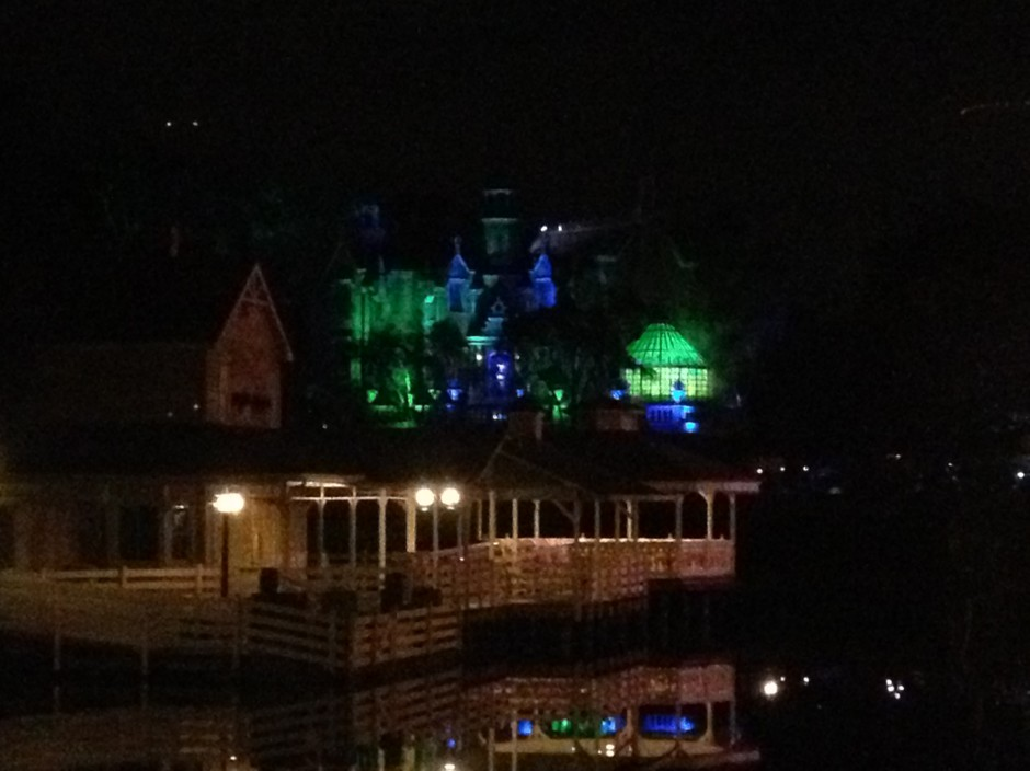 2013 Mickey's not so scary halloween party magic kingdom haunted mansion