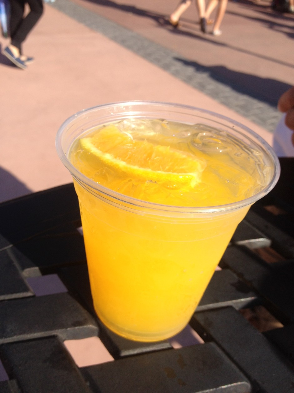 2013 Epcot International Food and Wine Festival china kung fu punch with vodka