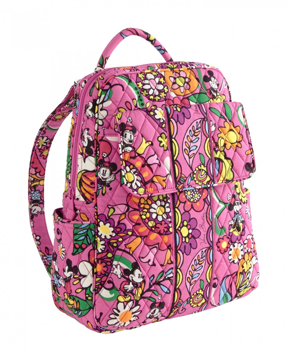 Disney Collection by Vera Bradley Just Mousing Around Backpack
