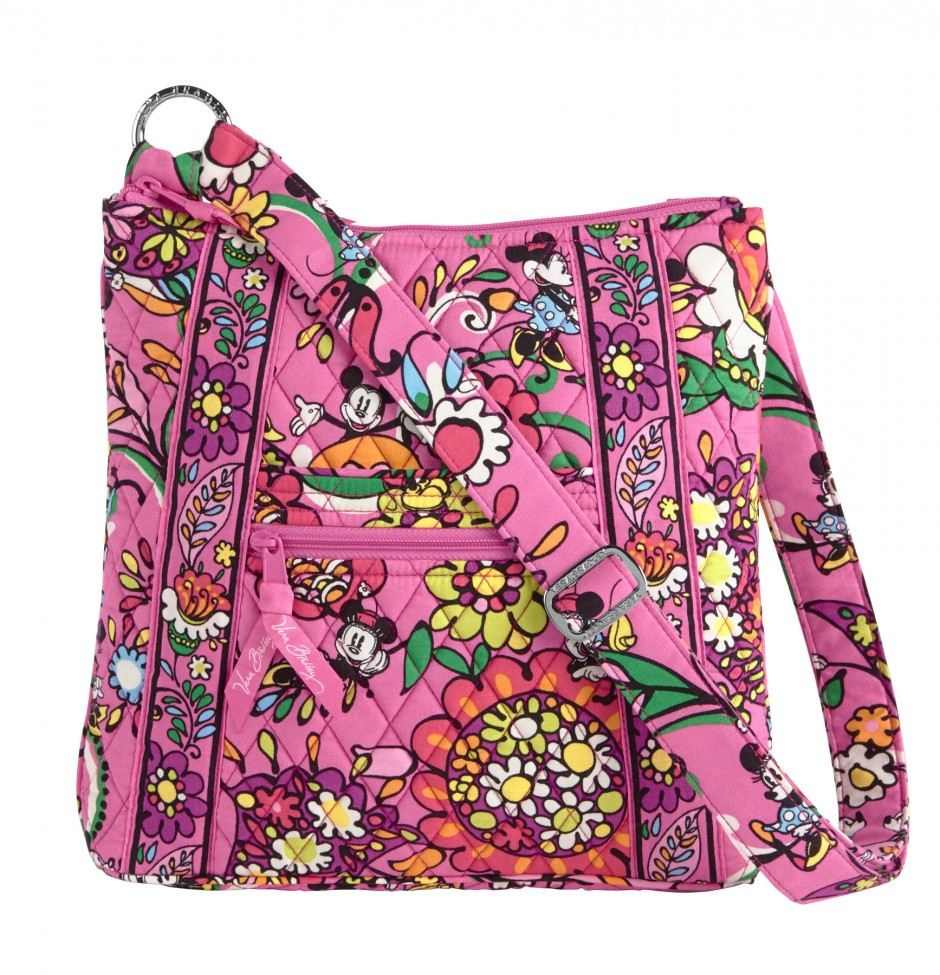 Disney Collection by Vera Bradley Just Mousing Around Hipster