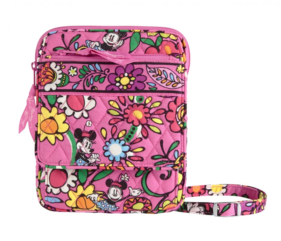 Disney Collection by Vera Bradley Just Mousing Around Mini Hipster Purse
