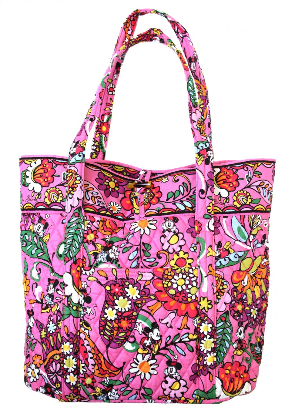 Disney Collection by Vera Bradley Just Mousing Around Tote Bag Purse