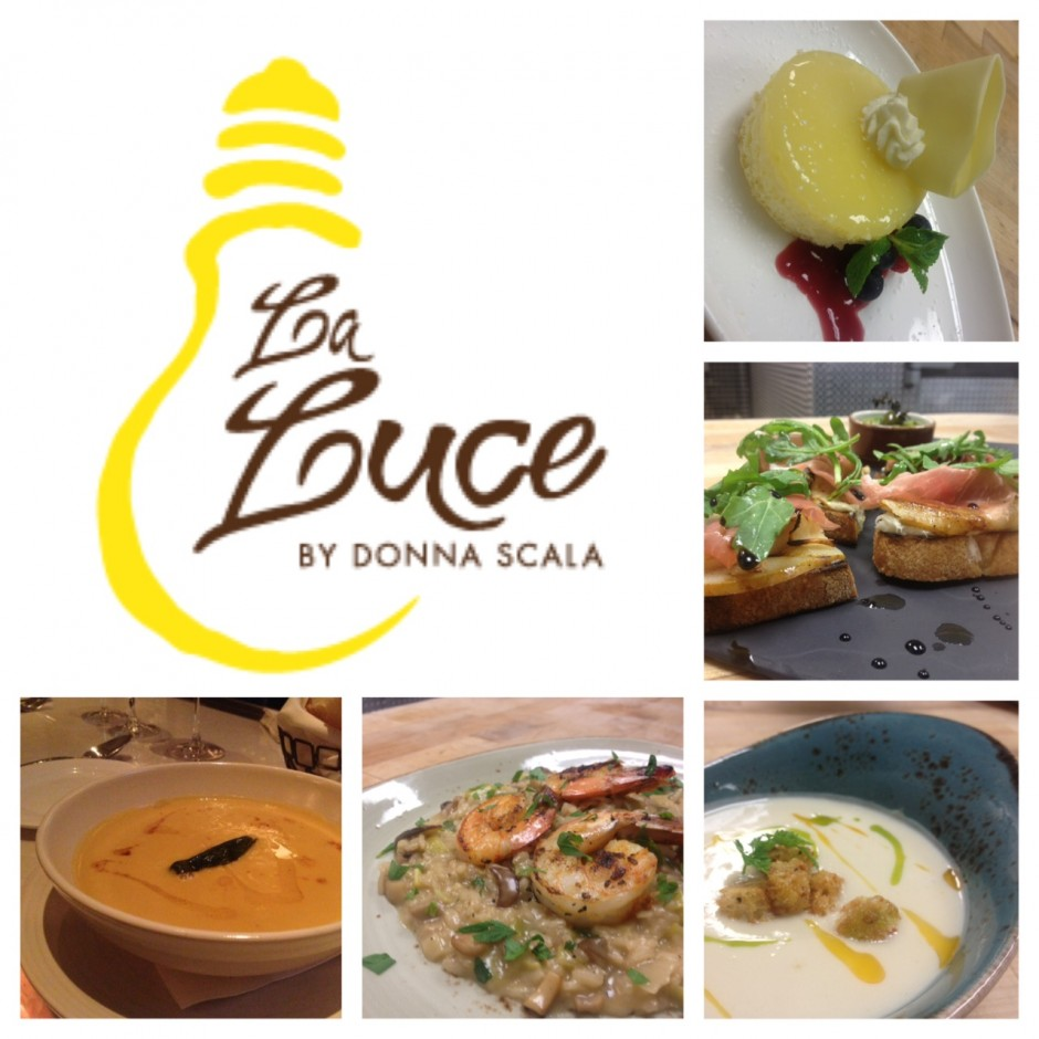 Food & Wine Weekends Five Course Meal Review at La Luce by Donna Scala at the Hilton Bonnet Creek