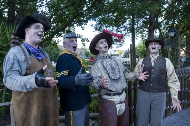 Disney Dapper Dans Get Morbid as Part of Limited Time Magic Halloween Week