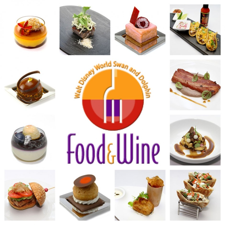 What's New at the 2013 Walt Disney World Swan and Dolphin Food and Wine Classic