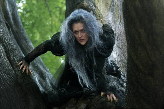 "Disney Leaks First Image from It's New Film ""Into the Woods"""