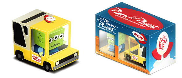 Disney Paper Toys You Can Download for Free