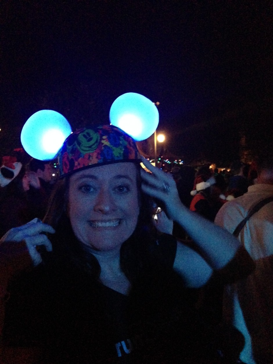 amanda tinney glow with the show ears disney