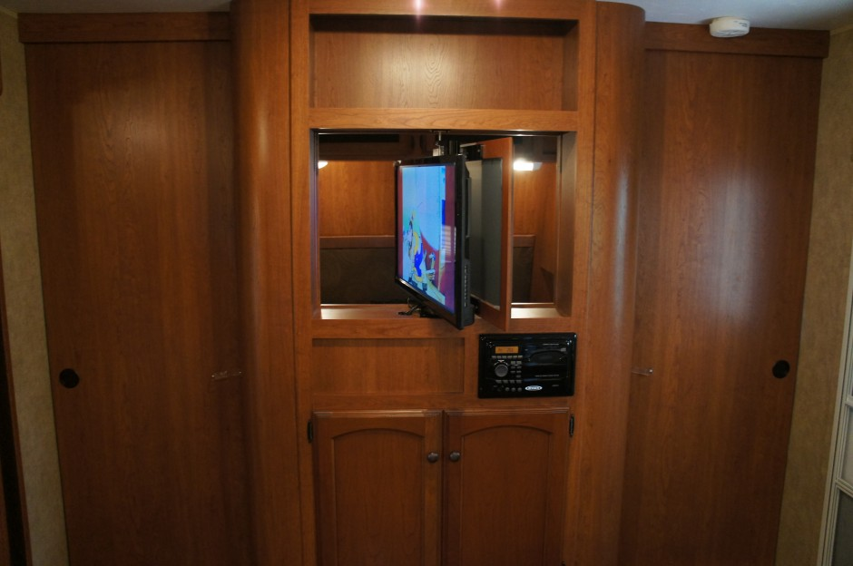 disney fort wilderness resort camper meacham's rv flat screen tv