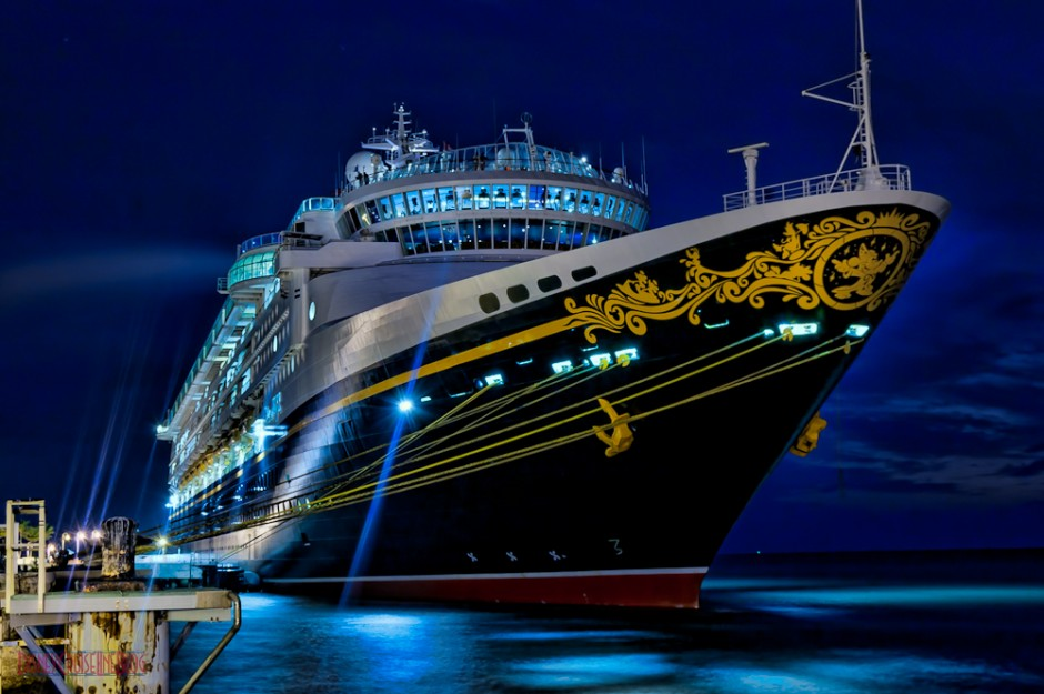 Reimagined Disney Magic Cruise Ship Coming to Port Canaveral in 2015