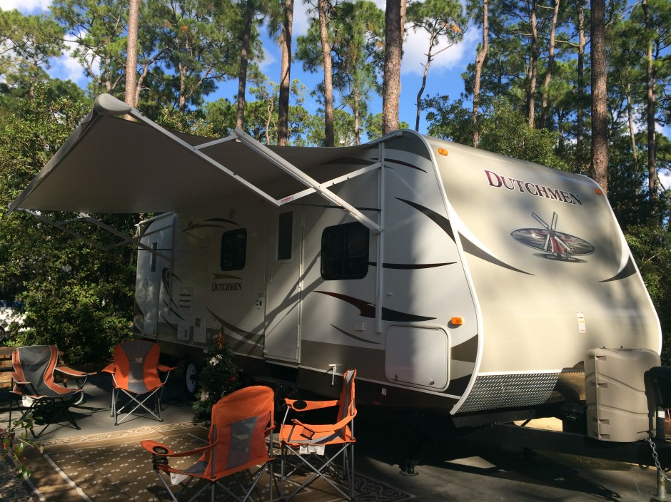 Meacham's RV Disney Fort Wilderness Resort Camper