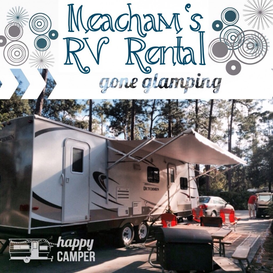 Disney Glamping at Fort Wilderness Resort in My 2013 Meacham's RV