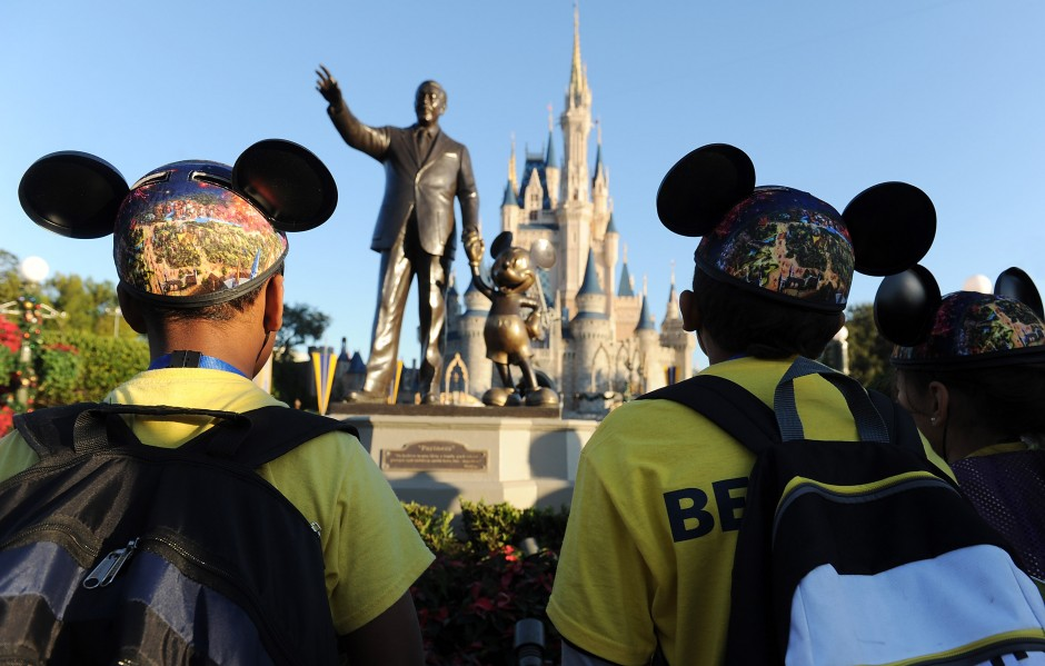 Disney Gave Away $36 Million in 2013
