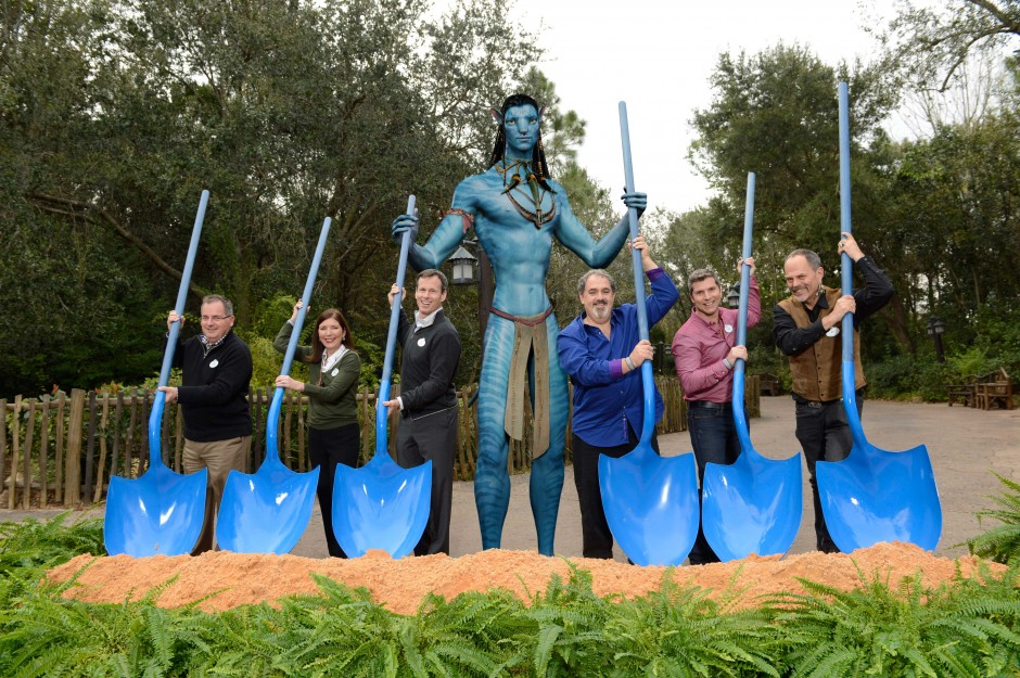 Groundbreaking for AVATAR Land at Disney's Animal Kingdom