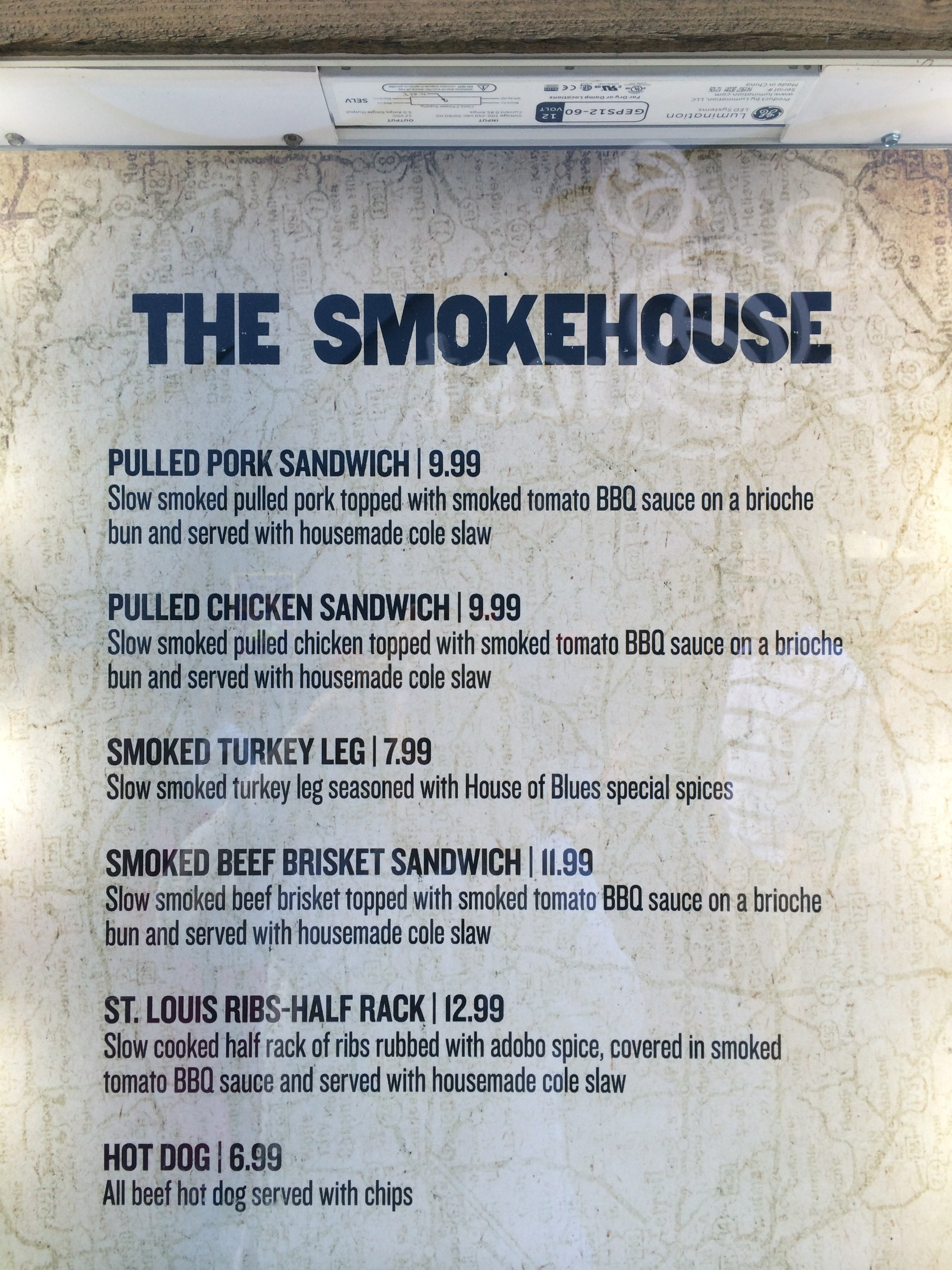 First Look At The New Smokehouse At House Of Blues