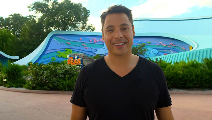 Jeff Mauro at Disney food network star