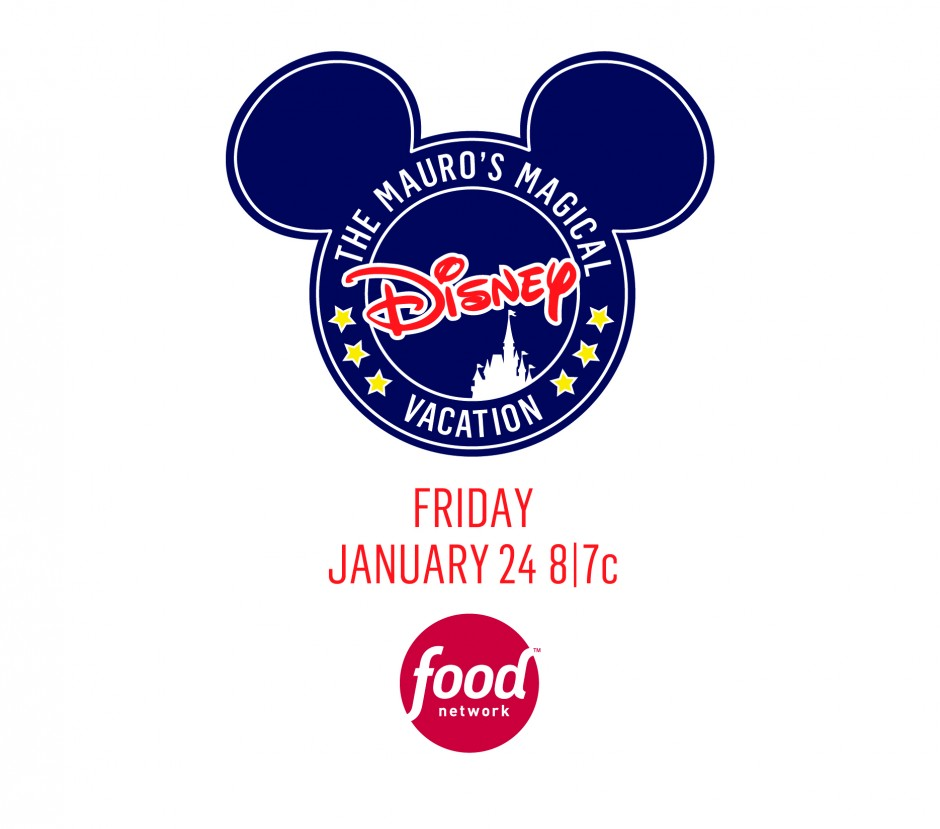 Walt Disney World Special with Jeff Mauro on the Food Network Tonight