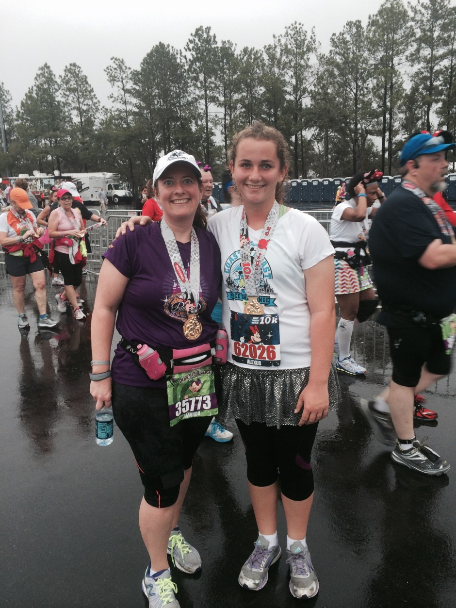 Inaugural 2014 Dopey Challenge Part 2 – 2014 Walt Disney World 10K Race Recap