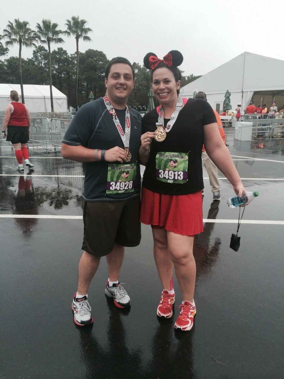 rundisney 2014 walt disney world 10k minnie race finishers