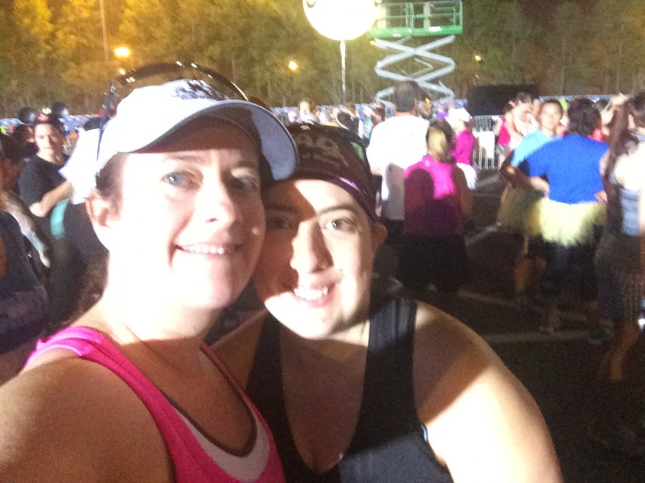 2014 runDisney Inaugural Glass Slipper Challenge Part 1 – The Disney Enchanted 10K Race Recap