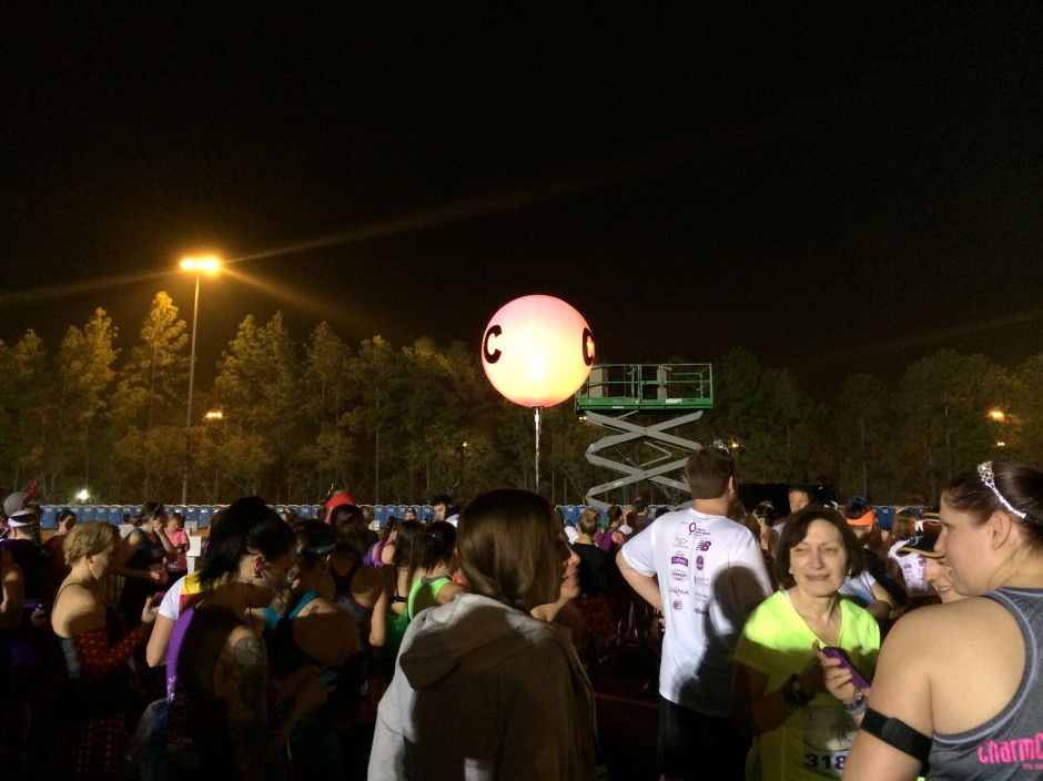 runDisney inaugural enchanted 10K 2014 disney corral C