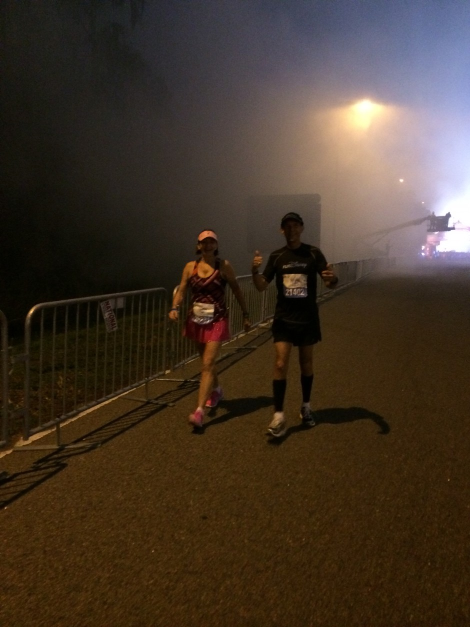 2014 rundisney glass slipper challenge disney princess half marathon barbara and jeff galloway