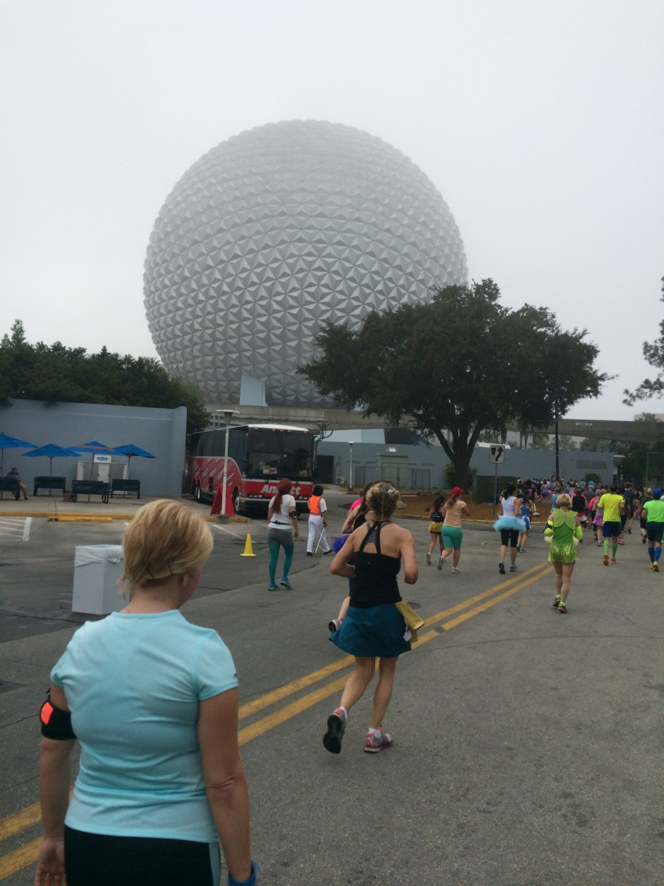 2014 rundisney glass slipper challenge disney princess half marathon