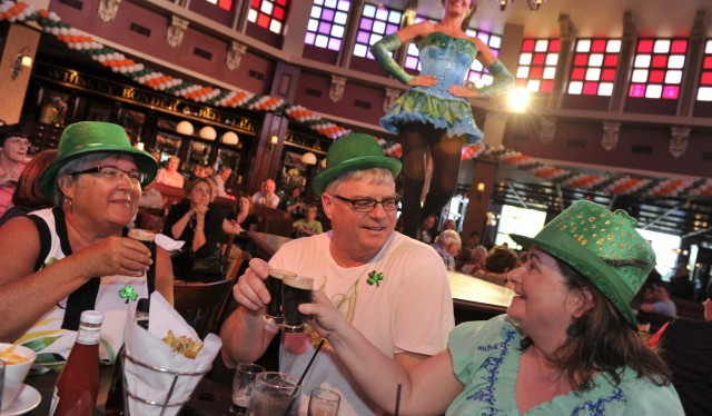 Downtown Disney 2014 St. Patrick's Day Schedule of Events