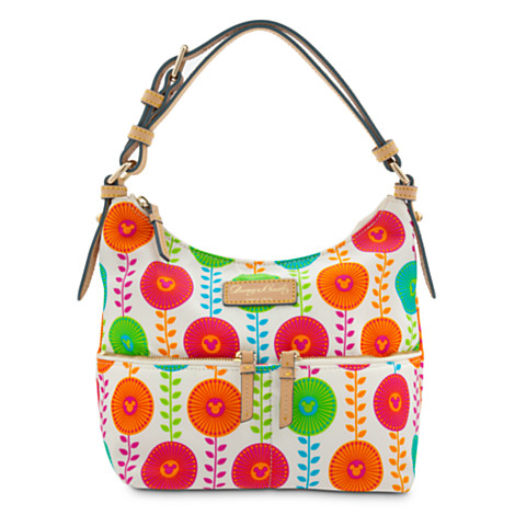 "New Disney Dooney and Bourke ""Mickey Mouse Daisy"" Design Available Online Now"